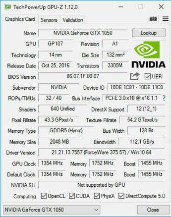 TechPowerUp GPU-Z